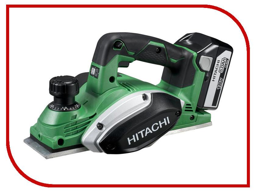 Рубанок Hitachi P18DSL-RJ<br>