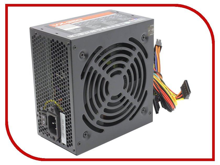 Блок питания AeroCool VX-350 350W блок питания aerocool vx 350 черный