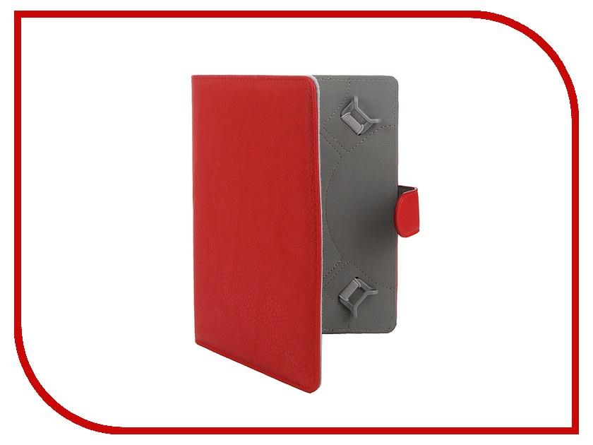 Аксессуар Чехол 8-inch RivaCase 3014 Red<br>