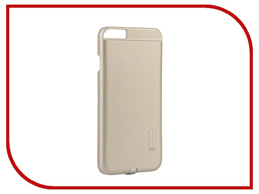 Аксессуар Чехол Nillkin Magic Case Qi для iPhone 6 / 6S Gold<br>