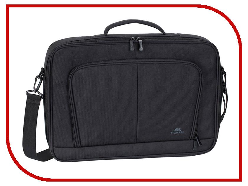 Аксессуар Сумка 17.3 RIVACASE 8451 Black аксессуар сумка 16 rivacase 7590 grey