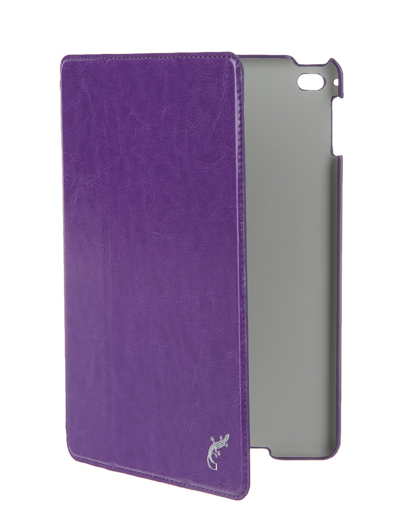 Чехол G-Case для APPLE iPad mini 4 Slim Premium Purple GG-656
