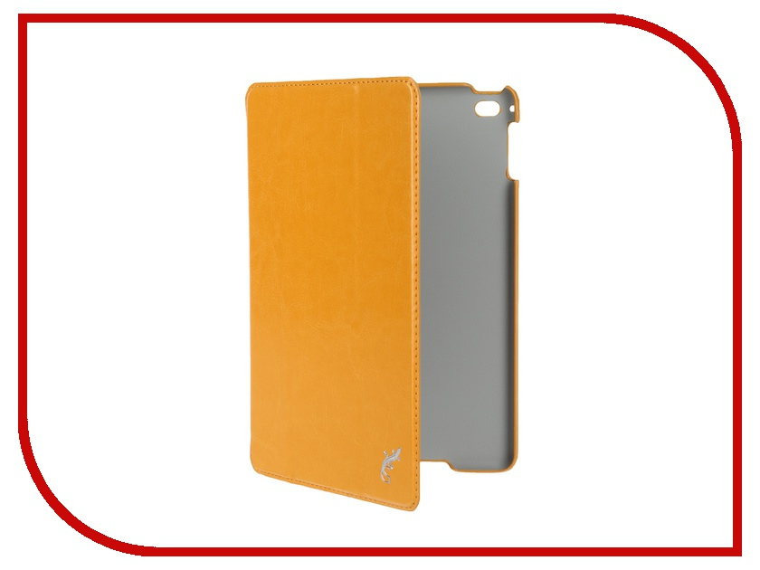 Аксессуар Чехол iPad mini 4 G-Case Slim Premium Orange GG-659