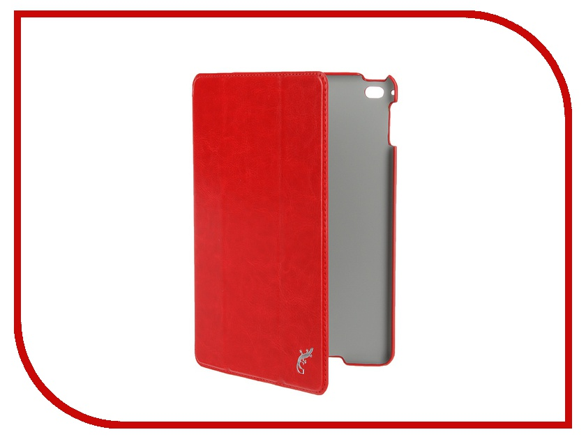 Аксессуар Чехол iPad mini 4 G-Case Slim Premium Red GG-653