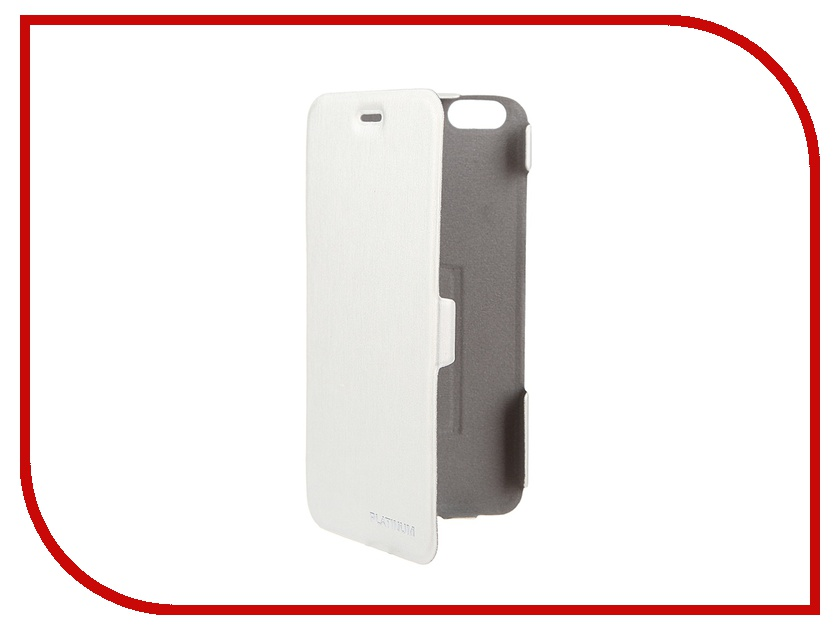 Аксессуар Чехол Platinum для iPhone 6 Plus Ultraslim Light-Silver 4104954<br>