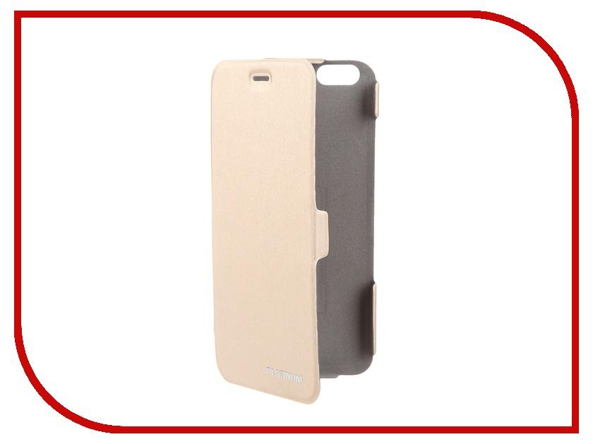 Аксессуар Чехол Platinum для iPhone 6 Plus Ultraslim Light-Gold 4104955 аксессуар чехол аккумулятор aksberry 6pc 4000 mah для iphone 6 plus gold