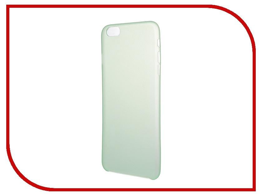 ��������� ����� Platinum ��� APPLE iPhone 6 Plus 0.3mm Green Matte 4103948