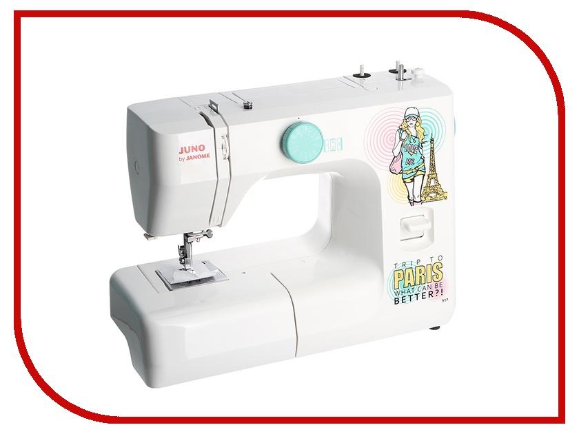 Швейная машинка Janome 517<br>