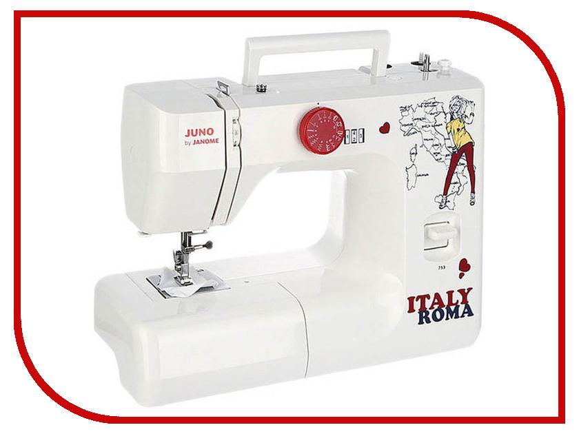 Швейная машинка Janome 753 швейная машинка janome sew mini deluxe