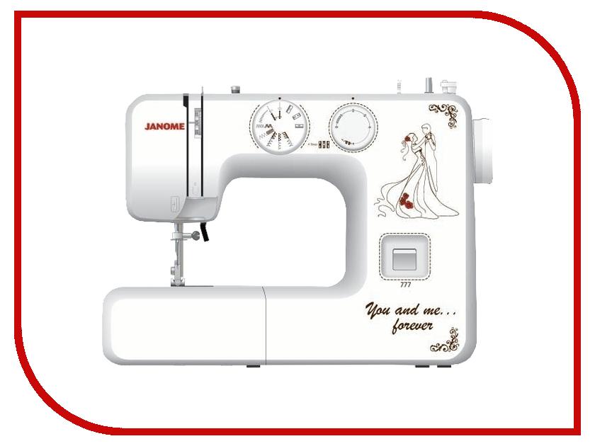Швейная машинка Janome 777