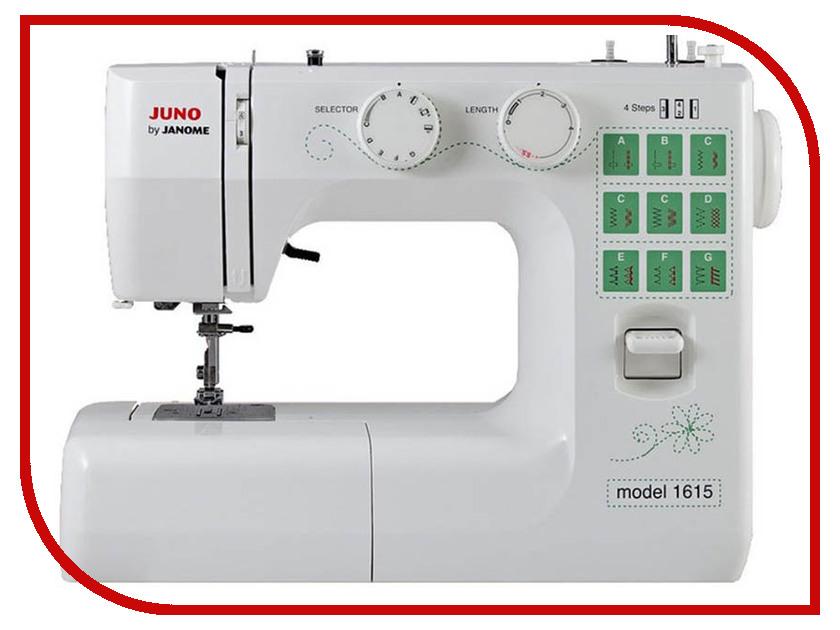 Швейная машинка Janome Juno 1615 швейная машинка janome juno 507