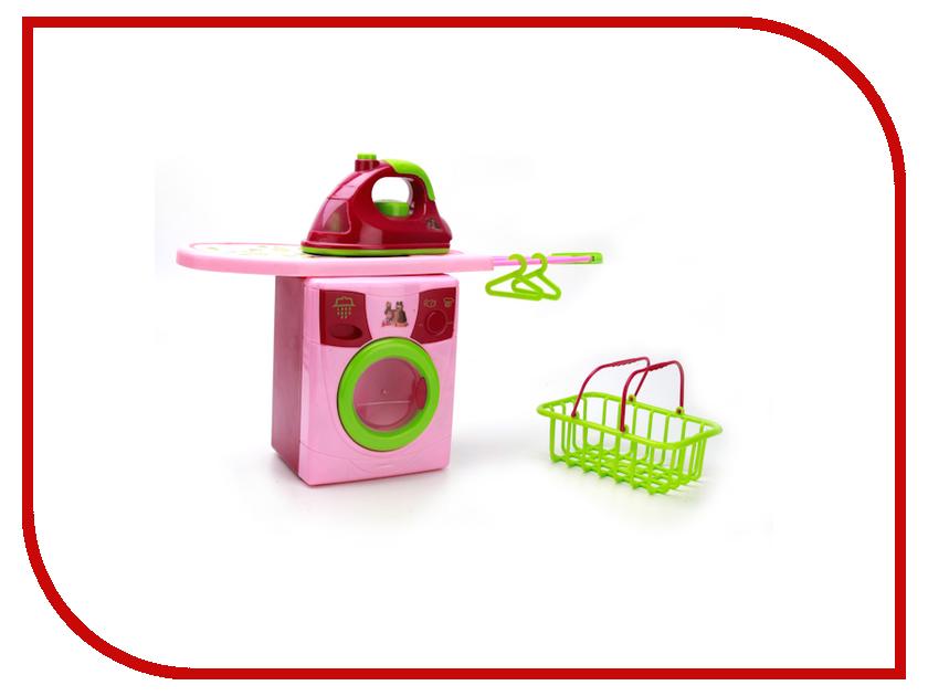 Игра Играем вместе Набор утюг + стиральная машина Маша и Медведь B363674-R1<br>