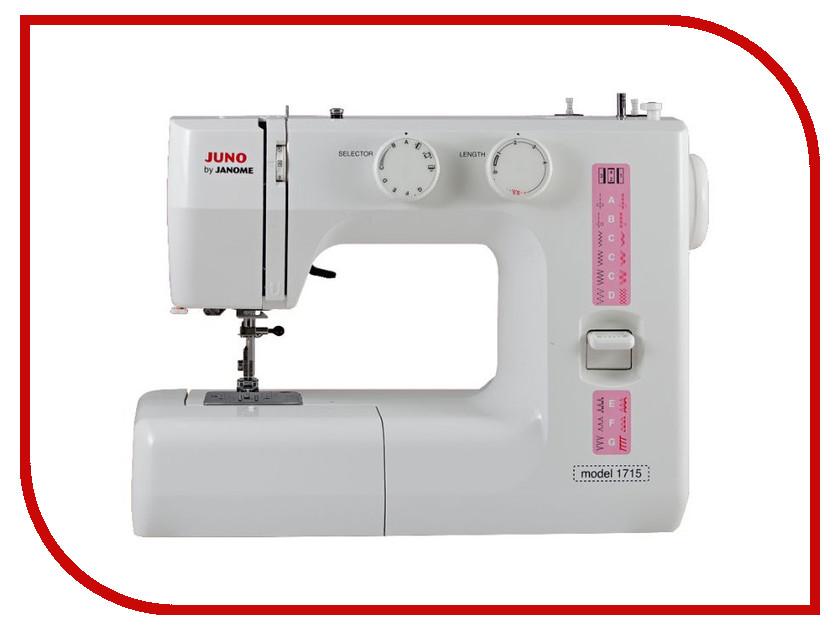 Швейная машинка Janome Juno 1715 швейная машинка janome juno 507