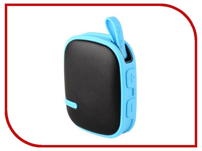 Колонка Remax X2 Speaker Blue RM-000125 колонка mixberry msp001bl light blue