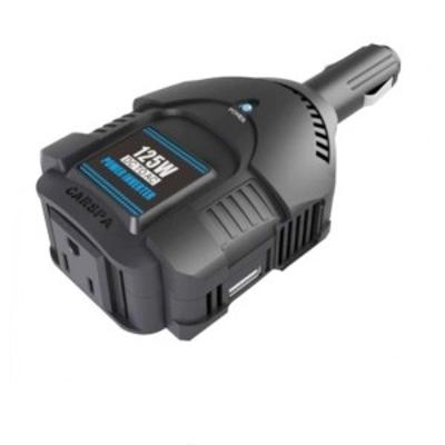 Автоинвертор PowerAce PI125 USB с 12В на 220В автоинвертор avs in 2000w a78003s с 12в на 220в