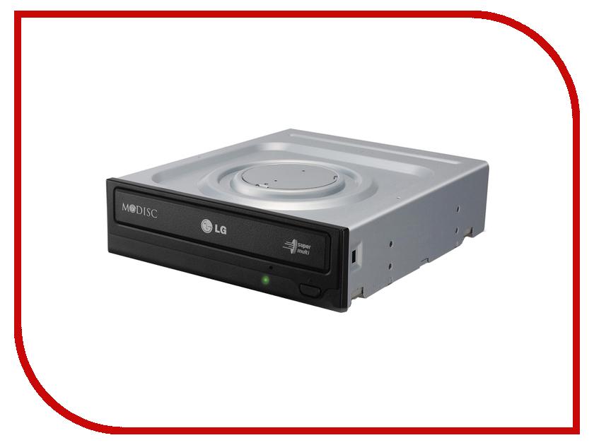Привод LG GH24NSD0 Black внешний dvd привод lg bp50nb40 black