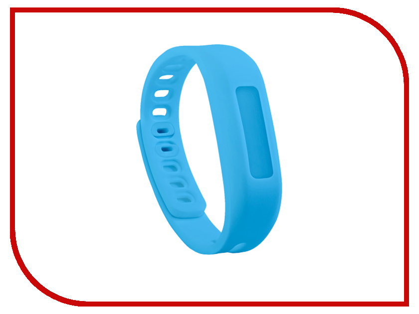 Aксессуар Ремешок ONETRAK Wristband 24cm Light Blue