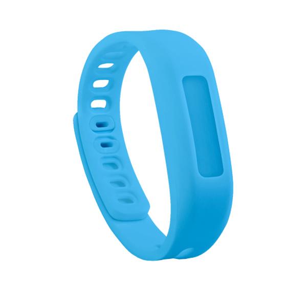 Aксессуар Ремешок ONETRAK Wristband 24cm Light Blue<br>