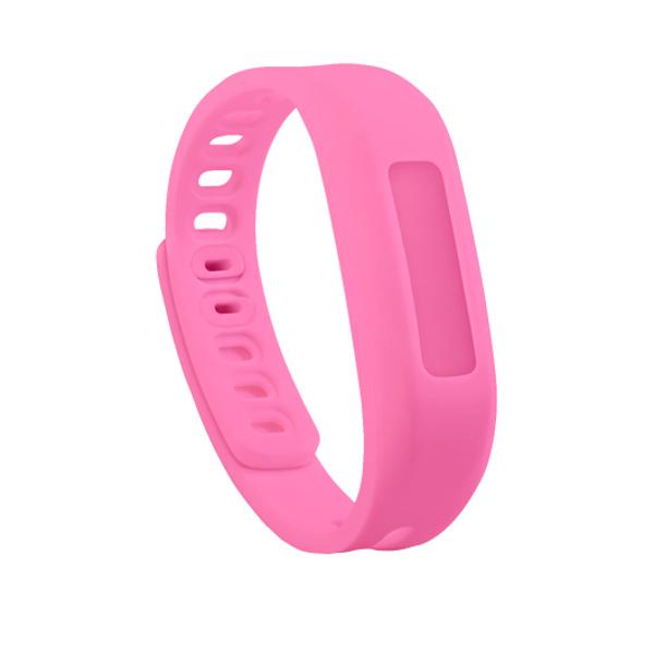 Aксессуар Ремешок ONETRAK Wristband 24cm Pink<br>