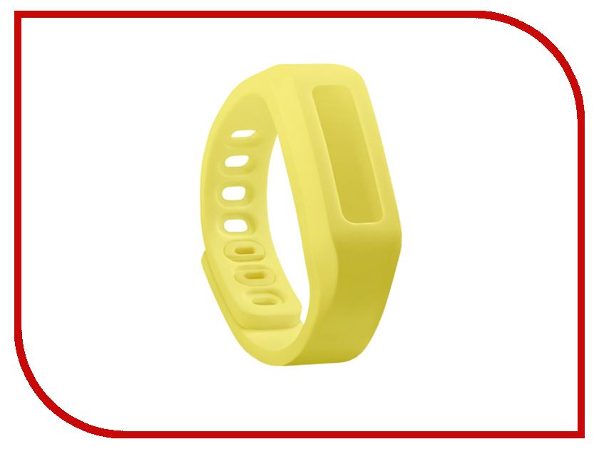 Aксессуар Ремешок ONETRAK Wristband 19cm Yellow<br>