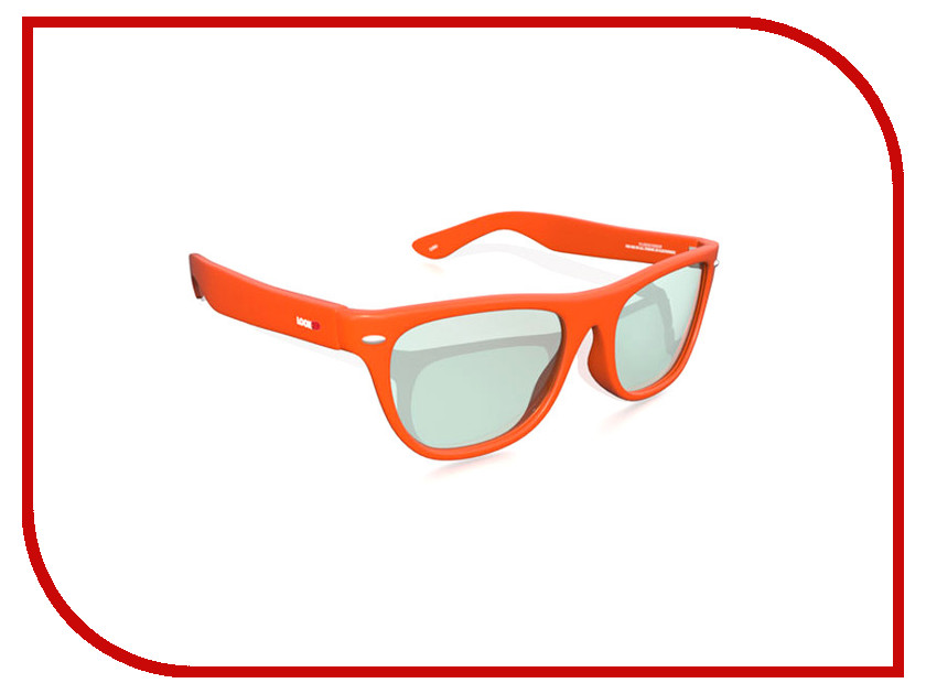 Очки 3D Look3D LK3DH194C3 Orange<br>