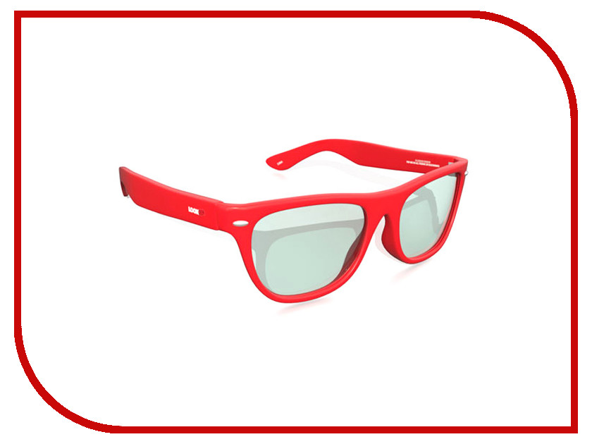 ���� 3D Look3D LK3DH194C1 Red