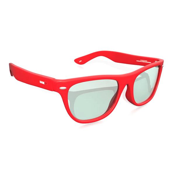 Очки 3D Look3D LK3DH194C1 Red от Pleer