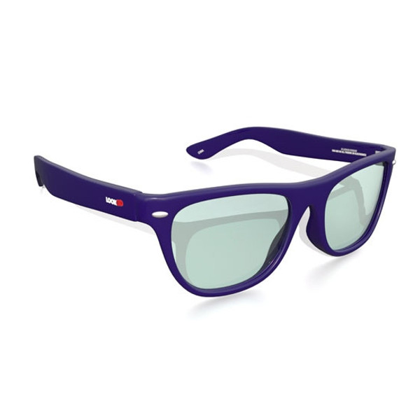 Очки 3D Look3D LK3DH194C4 Purple от Pleer