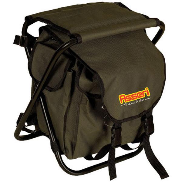 рыболовный стульчик с рюкзаком