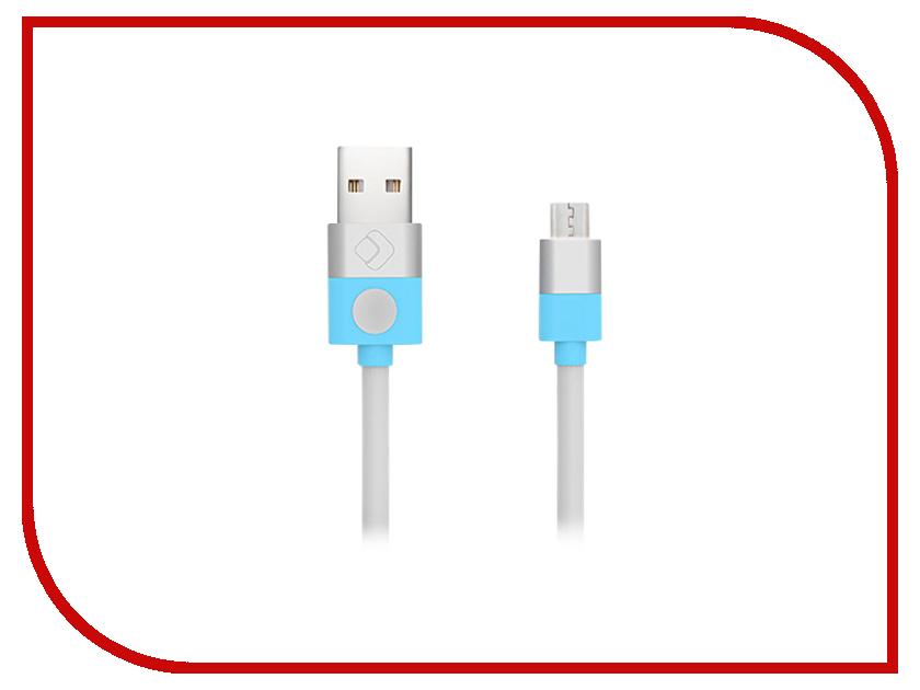 Аксессуар JoyRoom USB - micro USB JR-S300 для HTC/Samsung 150cm White 52492<br>