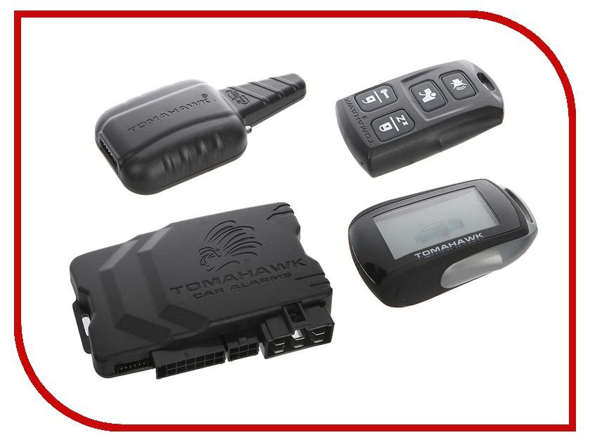 Сигнализация Tomahawk G-9000 с автозапуском<br>