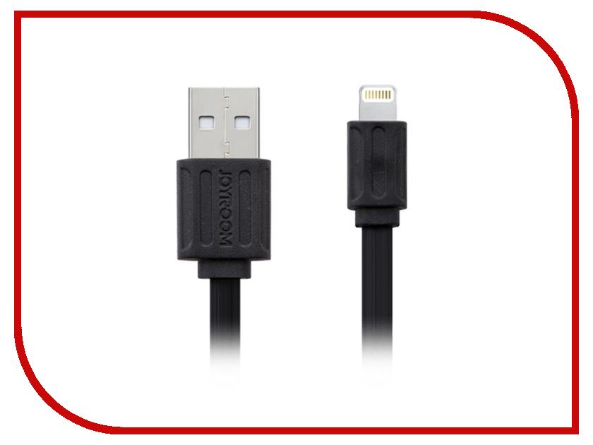 Аксессуар JoyRoom USB Apple Lightning JR-S103 для iPhone 5 100cm Black 52505<br>