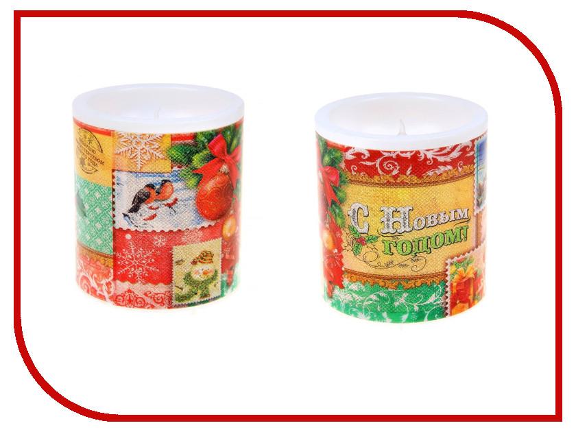 Новогодний сувенир СИМА-ЛЕНД С Новым Годом, почтовые марки 1071915