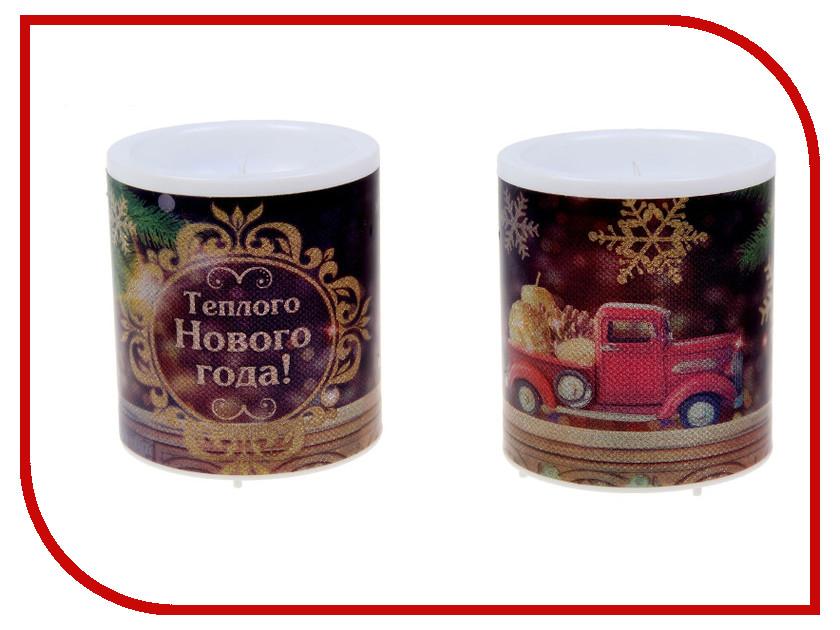 Новогодний сувенир СИМА-ЛЕНД Теплого Нового Года 1071919