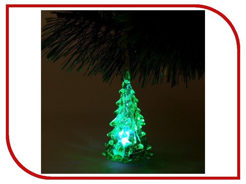 Новогодний сувенир Luazon Елочка Green 1077291 бумбарам волшебные кристаллы синяя елочка