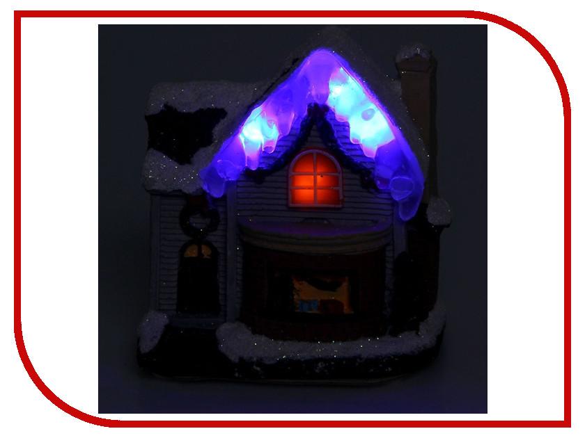 Новогодний сувенир Luazon Новогодний домик 1077363<br>
