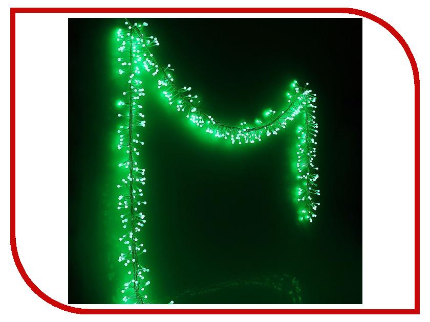 Гирлянда Luazon 6m Green 1080337<br>