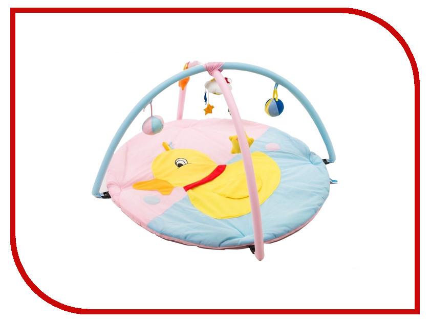 Игрушка Играем вместе P704-H25003 - коврик с погремушками на подвеске<br>