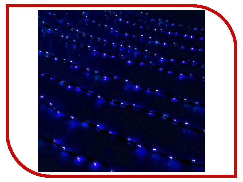 Гирлянда Luazon Дождь 2m-3m Blue 706340<br>
