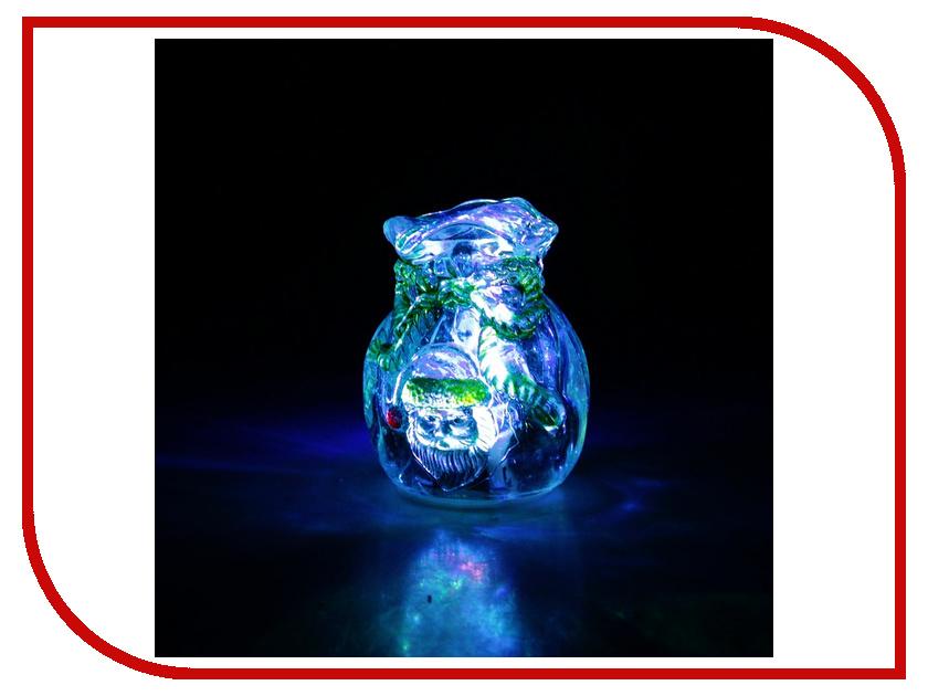Новогодний сувенир Luazon Мешочек и Дед Мороз 602893