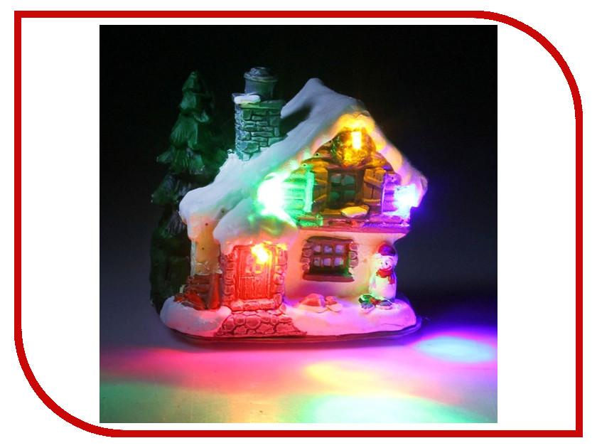 Новогодний сувенир Luazon Новогодний домик 603002