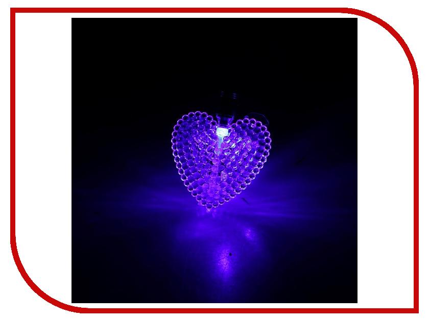 Новогодний сувенир Luazon Сердечко 704850