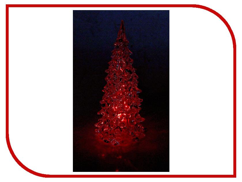 Новогодний сувенир Luazon Елочка радуга 721879 черная радуга