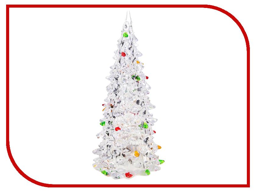 Новогодний сувенир Luazon Елочка радуга 721881 гирлянда luazon дождь 2m 6m multicolor 671678