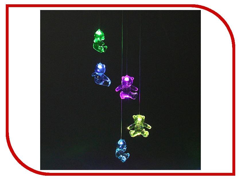 Украшение Luazon Медвежата 830734 гирлянда luazon дождь 2m 6m multicolor 671678