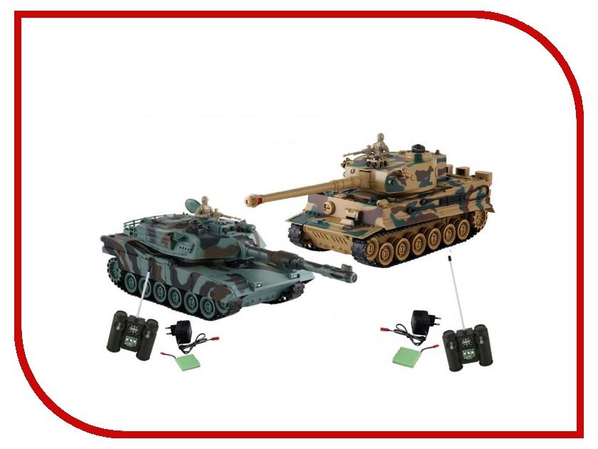 Радиоуправляемая игрушка Pilotage Tiger vs M1A2RC18387<br>