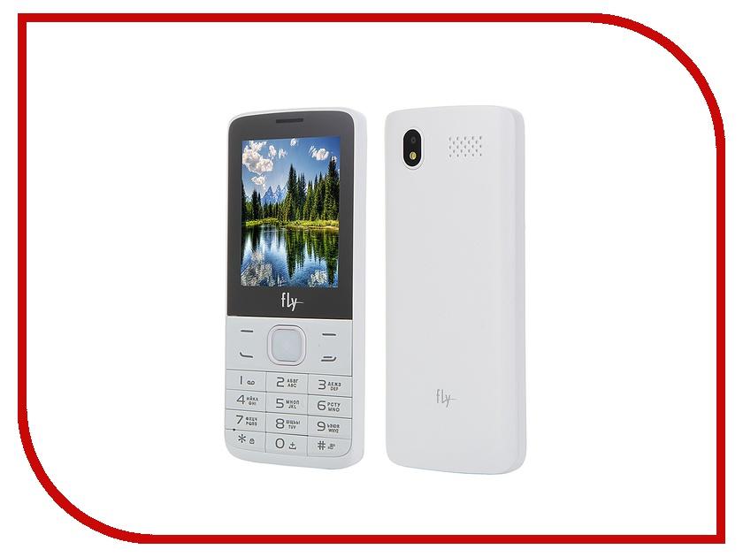 Сотовый телефон Fly FF242 White<br>