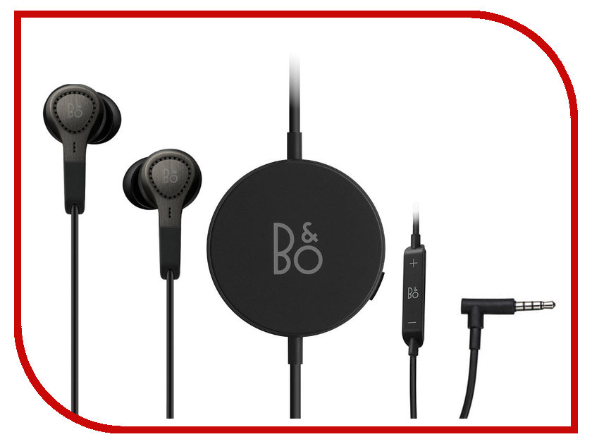 Гарнитура Bang &amp; Olufsen BeoPlay H3 ANC Gunmetal Grey<br>