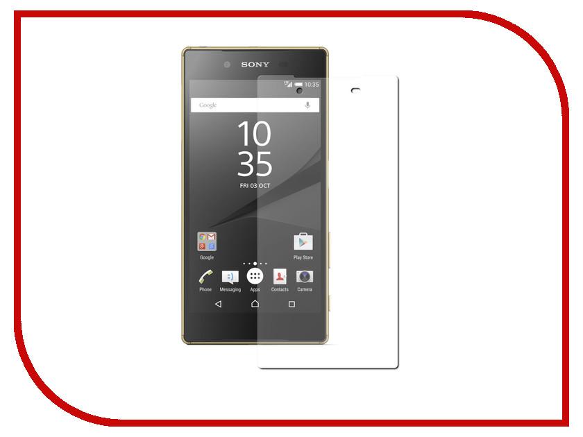 Аксессуар Защитная пленка Sony Xperia Z5 Plus / Premium Ainy (передняя+задняя) матовая<br>