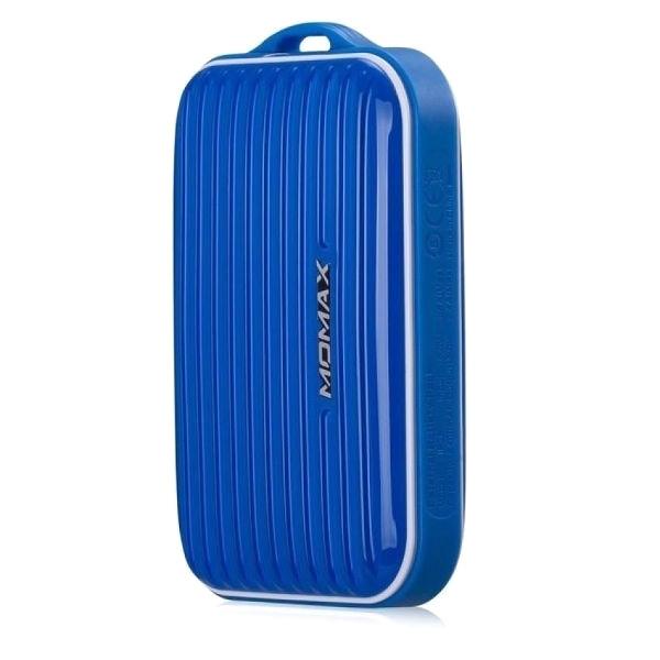Аккумулятор MOMAX iPower Go mini 8400mAh IP36D Blue